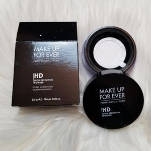 Make Up For Ever HD High Definition Powder NEW